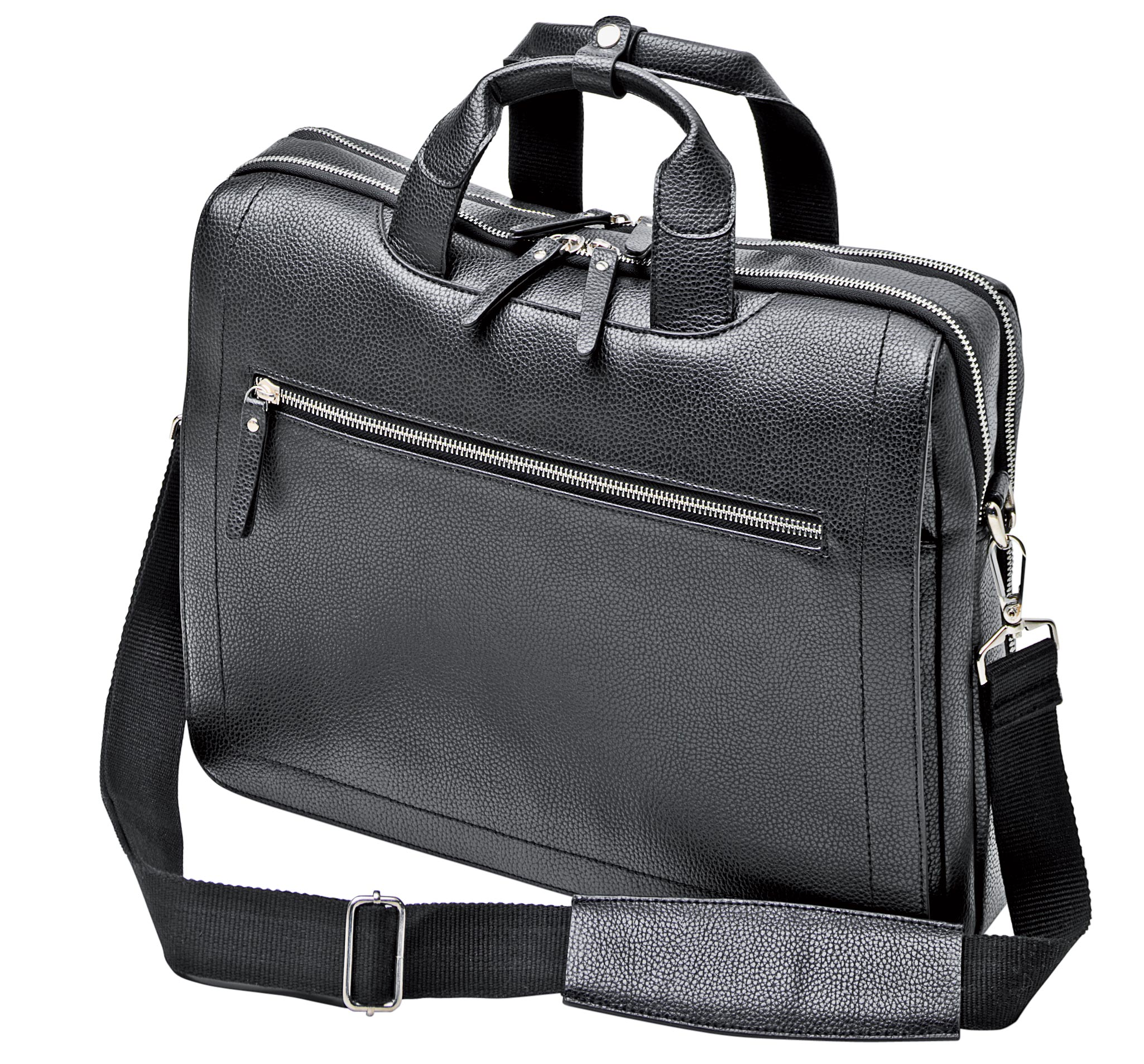 sacoche pour ordinateur portable simili cuir amsterdam meandmy 39081 az fournitures. Black Bedroom Furniture Sets. Home Design Ideas