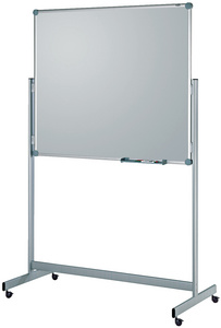 tableau magn tique blanc non rotatif roulettes 2100 x 1000 mm maul az fournitures. Black Bedroom Furniture Sets. Home Design Ideas