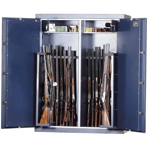 Coffre fort pour armes munitions pistolets et fusils - Coffre fort arme ...